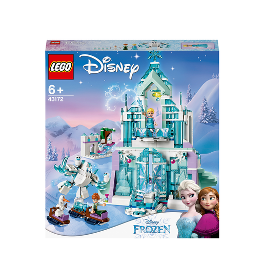 LEGO Disney Frozen Elsa's Ice Palace - 43172