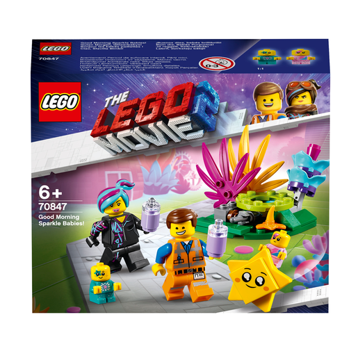 LEGO Movie 2 Sparkle Babies - 70847