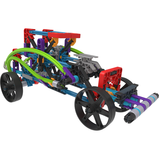 K'NEX Rad Rides Building Set