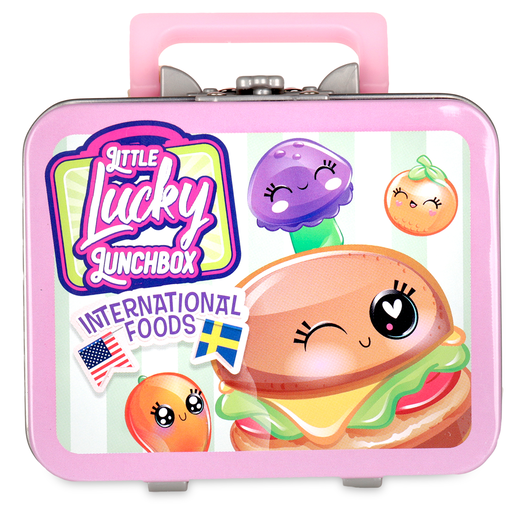 Little Lucky Lunchbox International Foods Surprise (Styles Vary)