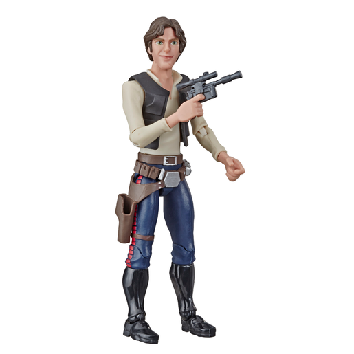 Star Wars The Rise of Skywalker 13cm Action Figure - Hans Solo