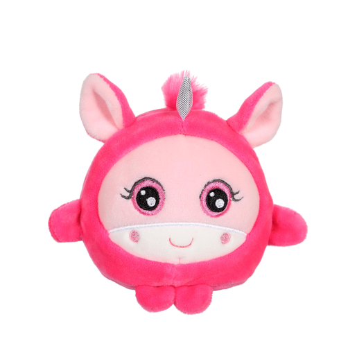 Squishimals 10cm Plus Toy - Lilly Unicorn