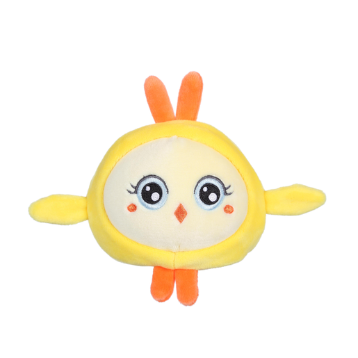 Squishimals 10cm Plus Toy - Yolky Chick
