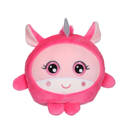 Squishimals 20cm Plush Toy - Lilly Unicorn