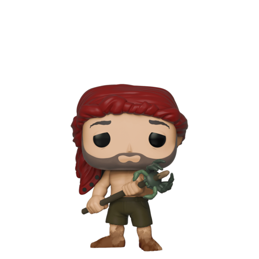 Funko Pop! Movies: Castaway - Chuck With Spear