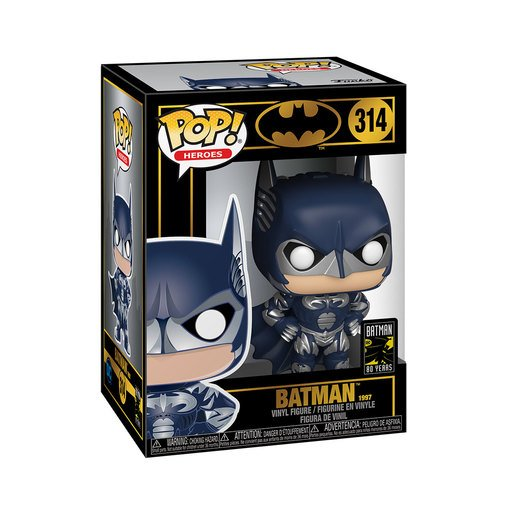 Funko Pop! Heroes: Batman 80th Anniversary - Batman 1997