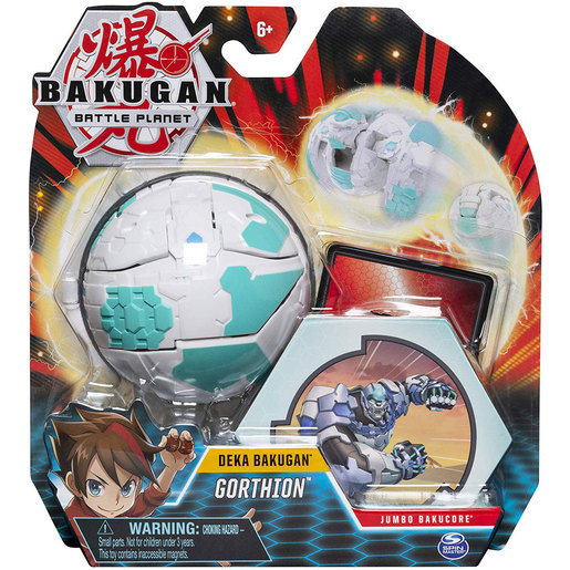 Bakugan Battle Planet Deka Bakugan Jumbo Bakucore - Gorthion