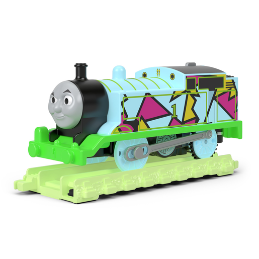 Thomas & Friends Trackmaster Motorised Hyper Glow Thomas