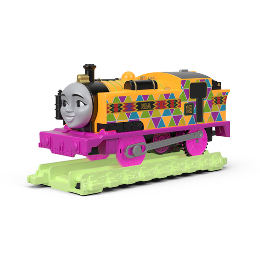 Thomas & Friends Trackmaster Motorised Hyper Glow Nia