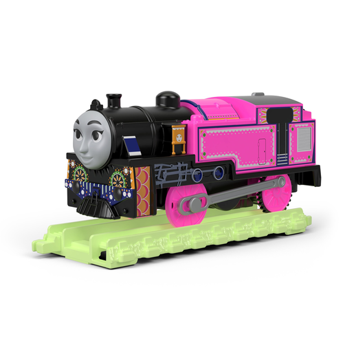 Thomas & Friends Trackmaster Motorised Hyper Glow Ashima