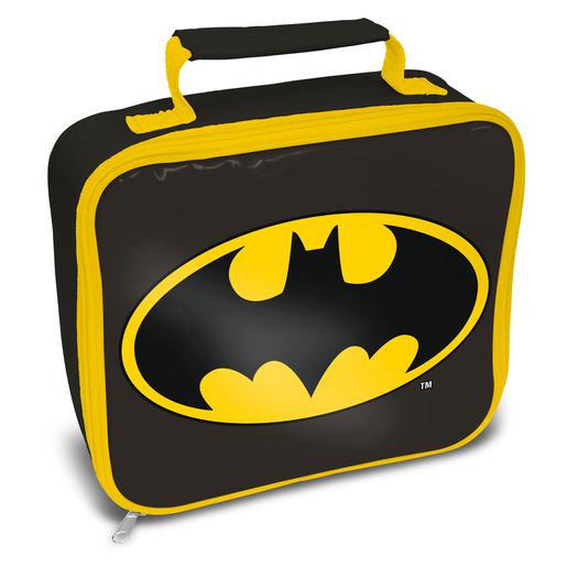 Batman Logo Lunch Bag