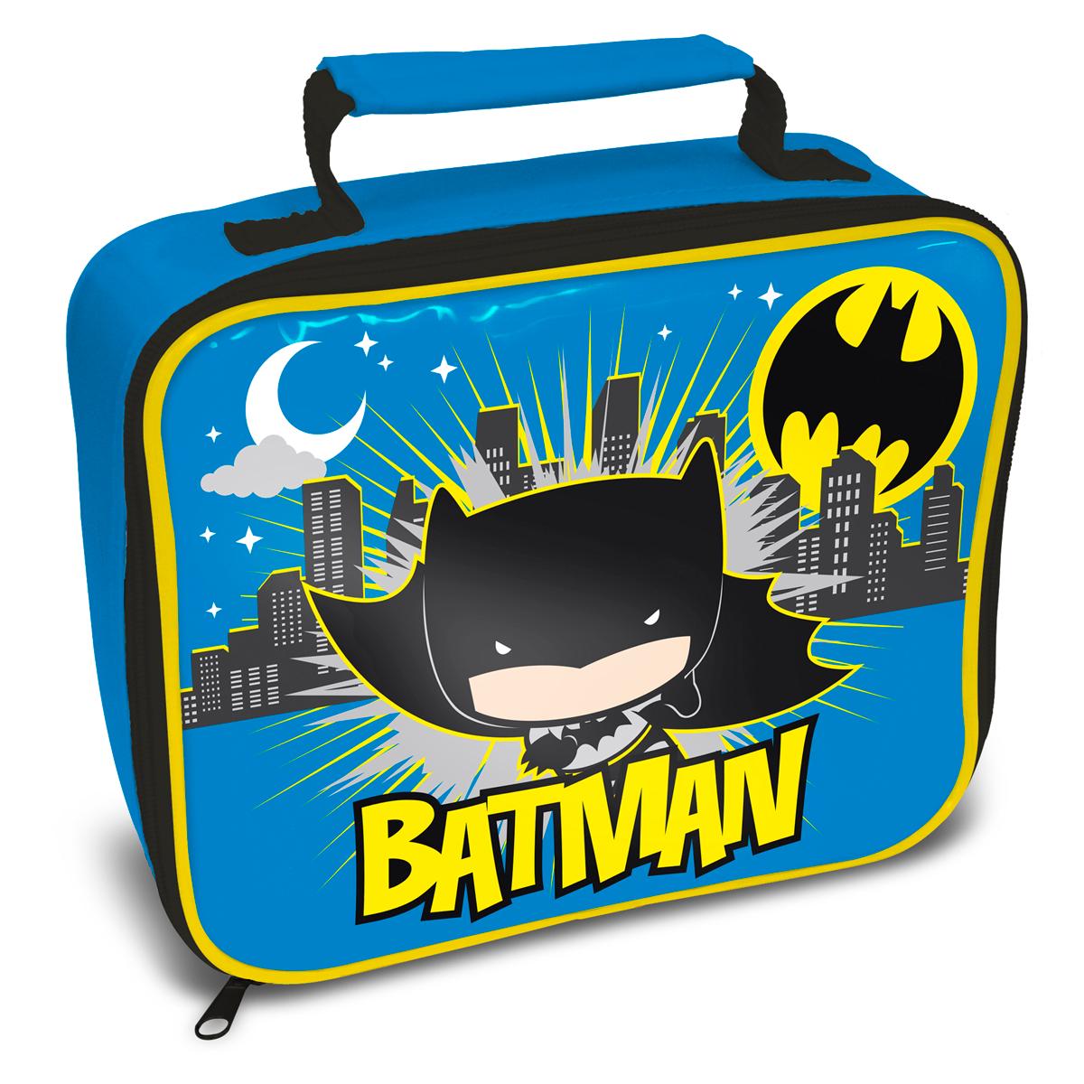 Batman Chibi Lunch Bag
