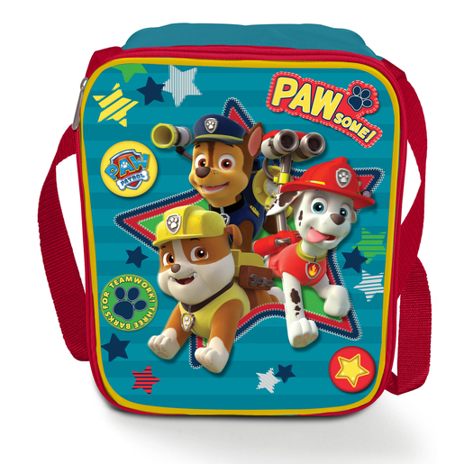 Paw Patrol Lunch Bag - Blue