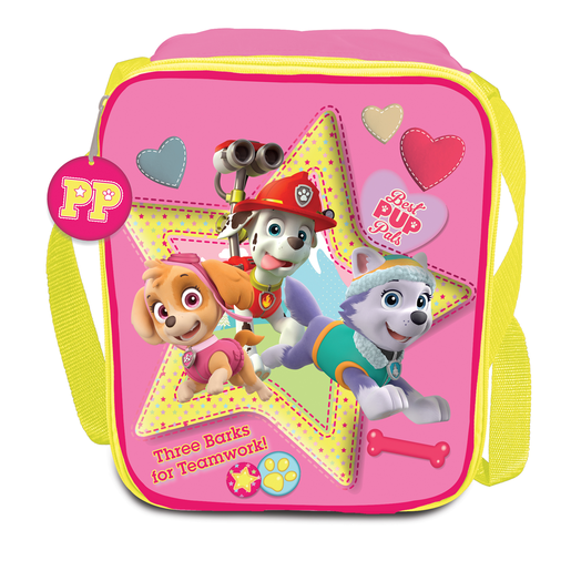 Paw Patrol Lunch Bag - Pink
