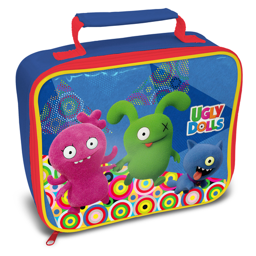 Ugly Dolls Lunch Bag
