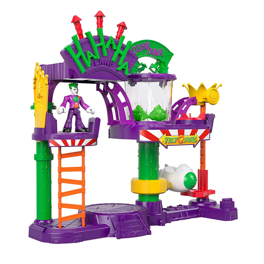 Fisher-Price Imaginext DC Super Friends - The Joker Laff Factory