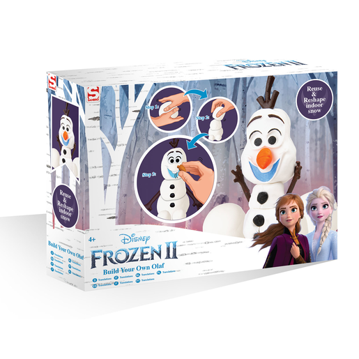 Disney Frozen 2 Build Your Own Olaf