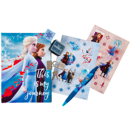Disney Frozen 2 Secret Stamper Diary Set