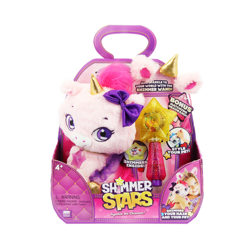 Shimmer Stars Twinkle the Unicorn
