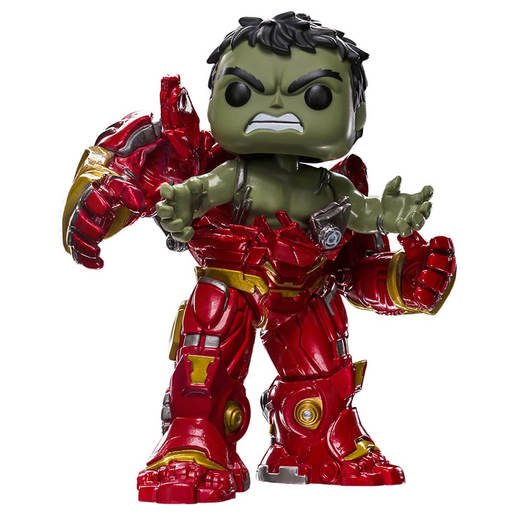 Funko Pop! Marvel: Avengers Infinity War - Super Sized 15cm Hulk with Hulkbuster