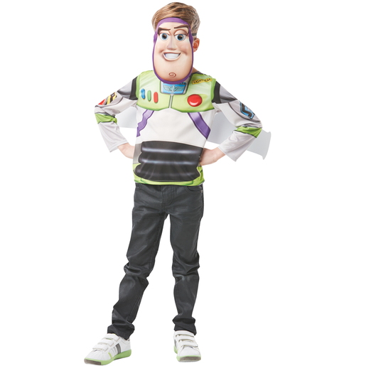 Disney Pixar Toy Story Buzz Lightyear Fancy Dress Costume