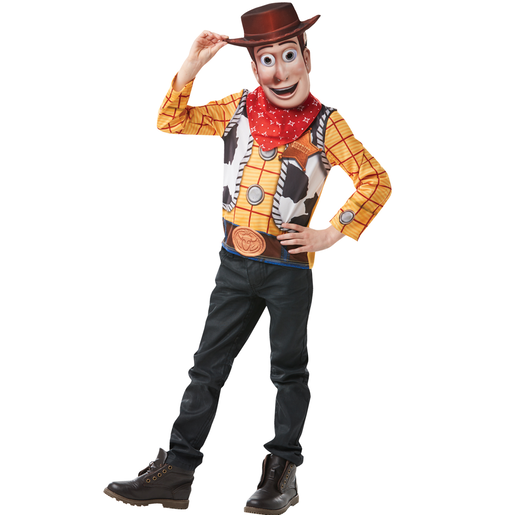 Disney Toy Story Woody costume box set