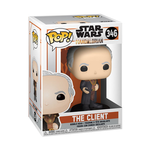 Funko Pop! Television: Star Wars The Mandalorian - The Client