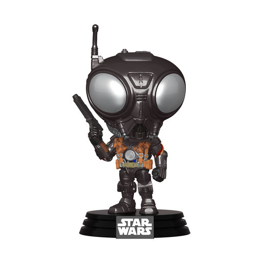 Funko Pop! Television: Star Wars The Mandalorian - Q9-Zero
