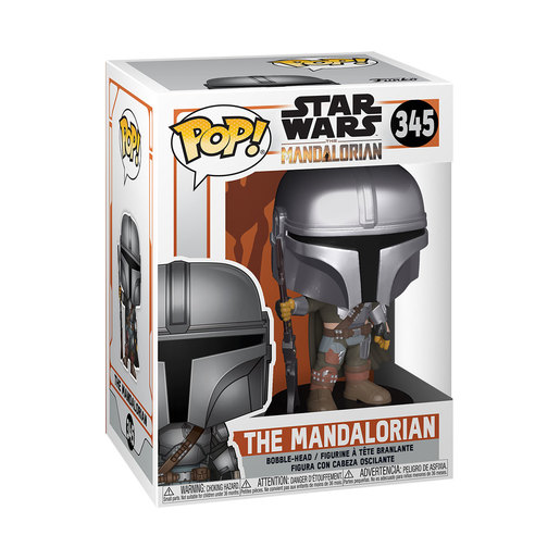 Funko Pop! Television: Star Wars The Mandalorian - The Mandalorian