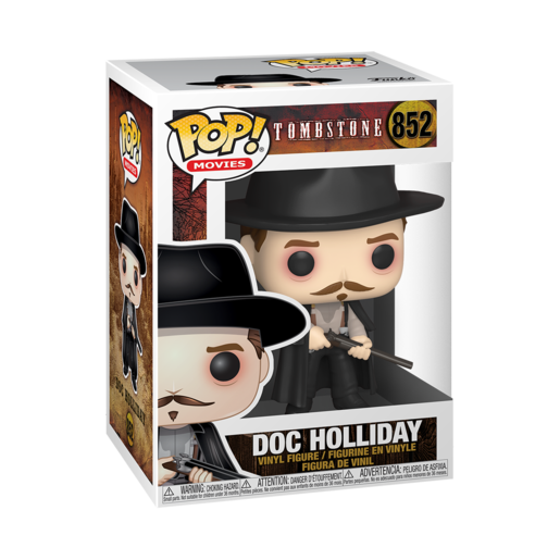 Funko Pop! Movies: Tombstone - Doc Holiday