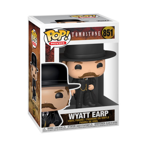 Funko Pop! Movies: Tombstone - Wyatt Earp