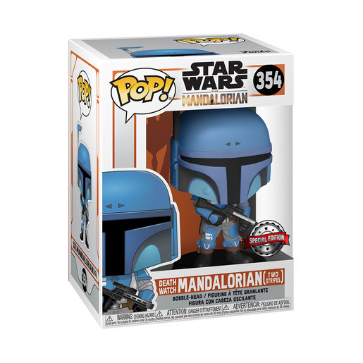 Funko Pop! Television: Star Wars The Mandalorian - Death Watch Mandalorian