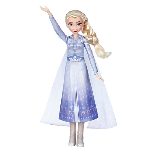 Disney Frozen 2 - Singing Elsa Fashion Doll