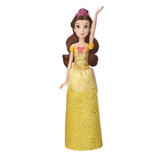 Disney Princess Royal Shimmer Fashion Doll - Belle