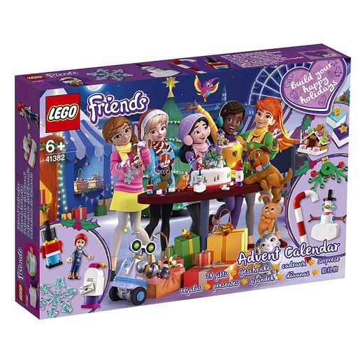 LEGO Friends Advent Calendar - 41382