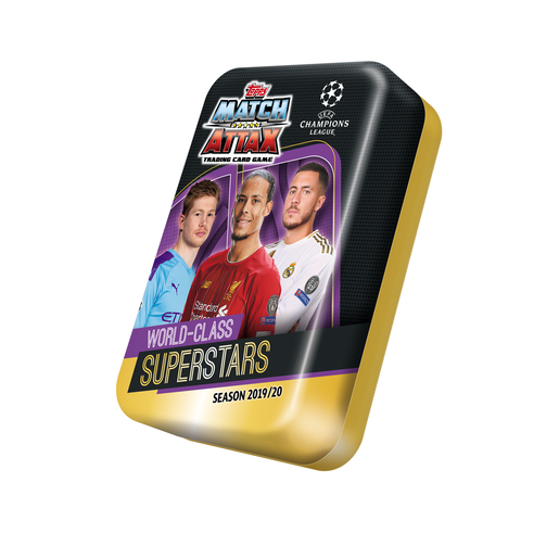 Match Attax Champions Champions League Game Changers Card Game - Season 2019 to 2020