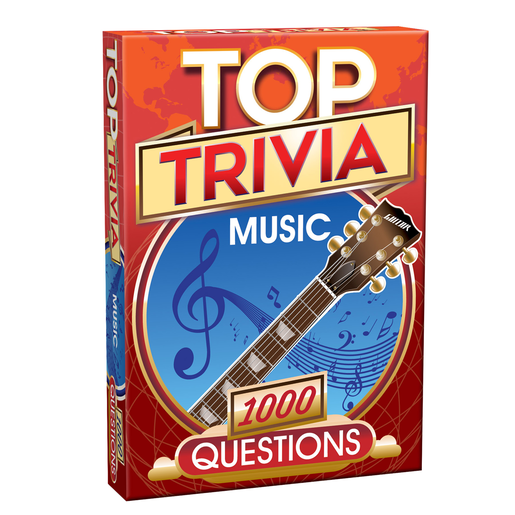 Top Trivia 1000 Questions - Music