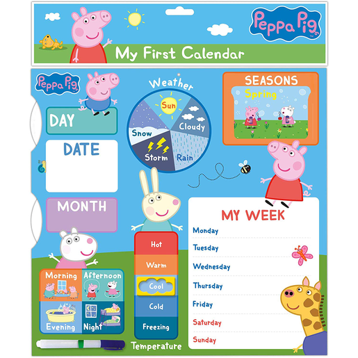 Picture of Peppa Pig My 1st Calendar