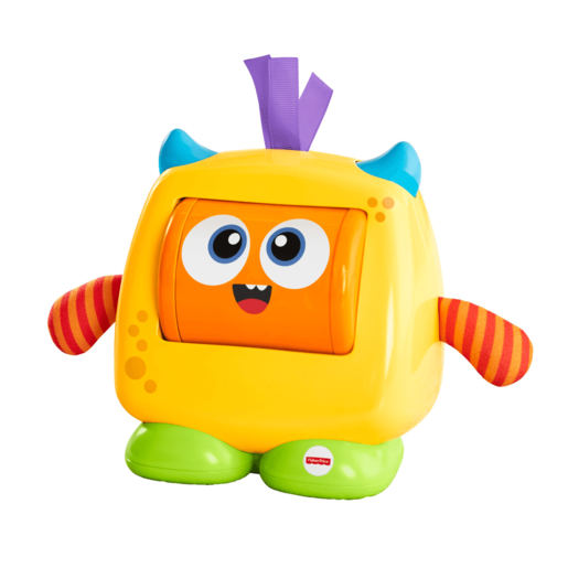 Fisher-Price Fun Feelings Monster from TheToyShop