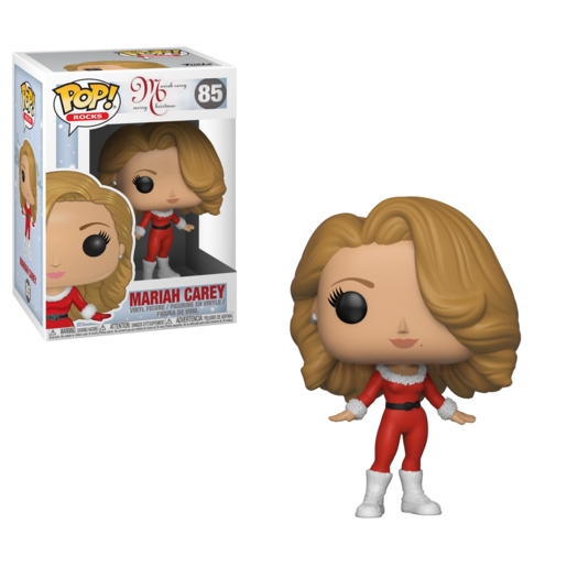 Funko Pop! Rocks: Mariah Carey Merry Christmas