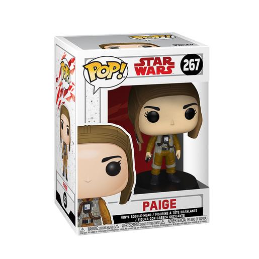 Funko Pop! Star Wars: The Last Jedi - Paige Bobble-Head