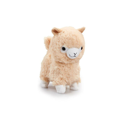Pitter Patter Pets Lively Little Llama Plush Toy - Cream