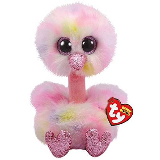 Ty Beanie Boo Large - Avery the Ostritch