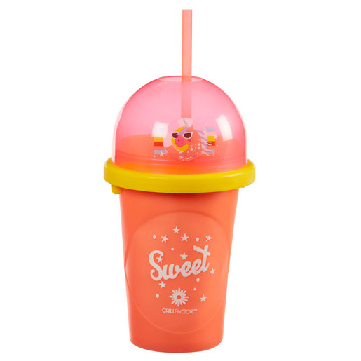 ChillFactor Slushy Maker - Orange