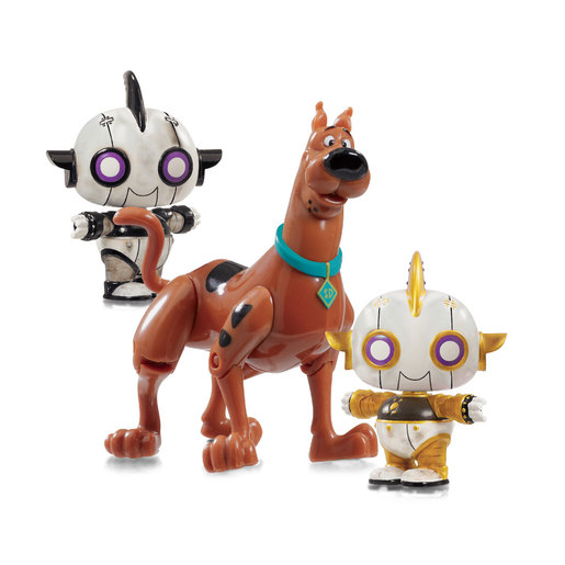 Scoob! Action Figure 2 Pack - Scooby and Rottens