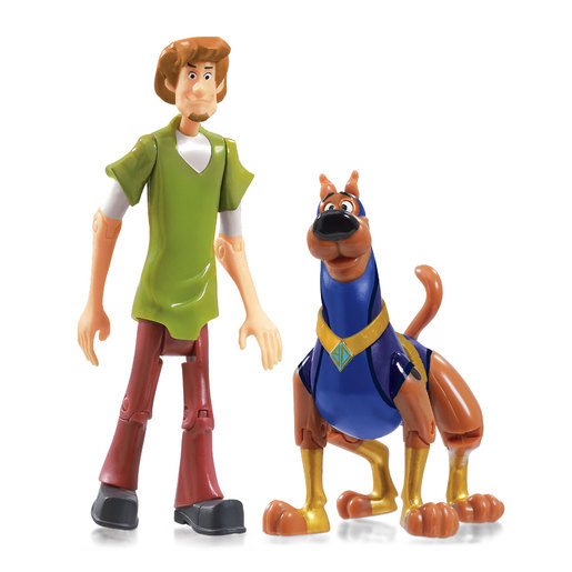 Scoob! Action Figure 2 Pack - Super Scoob and Shaggy