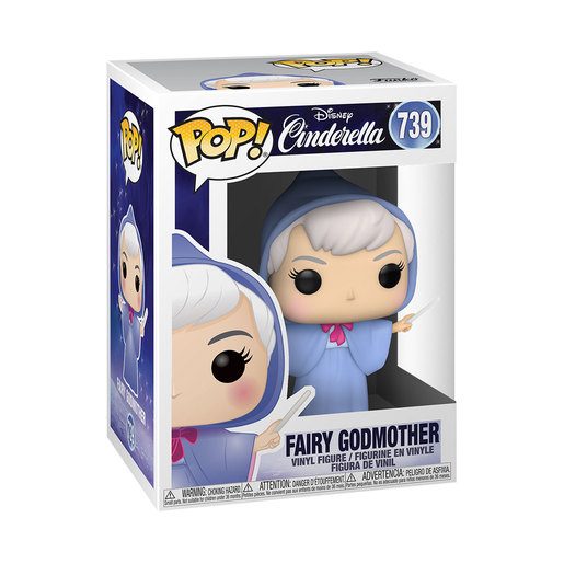Funko Pop! Disney: Cinderella - Fairy Godmother