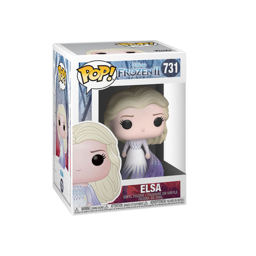 Funko Pop! Disney Frozen 2 - Elsa Epilogue Dress