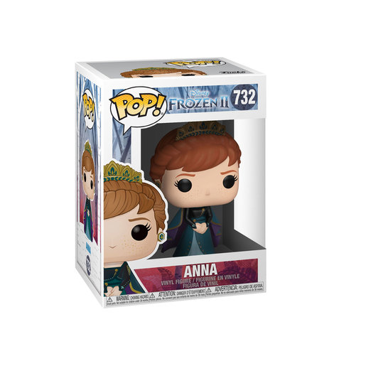 Funko Pop! Disney Frozen 2 - Anna Epilogue Dress