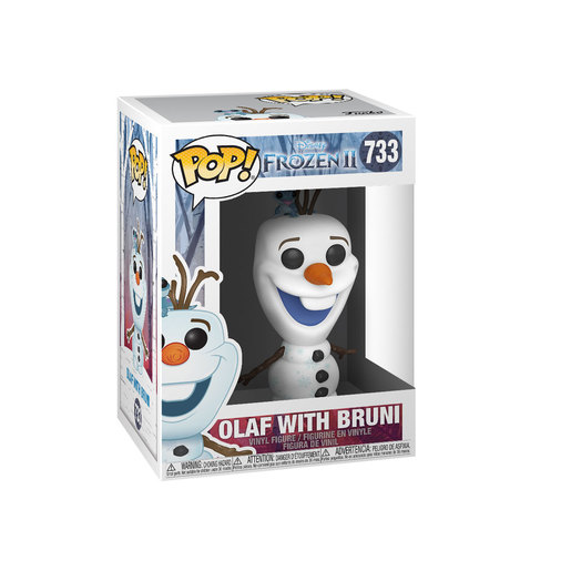 Funko Pop! Disney: Frozen 2 - Olaf with Bruni